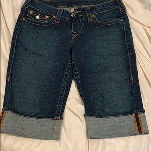 TR Sophie Cuffed Shorts